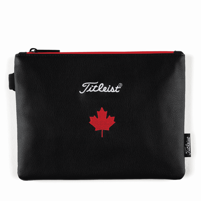 Canada Collection Zippered Pouch