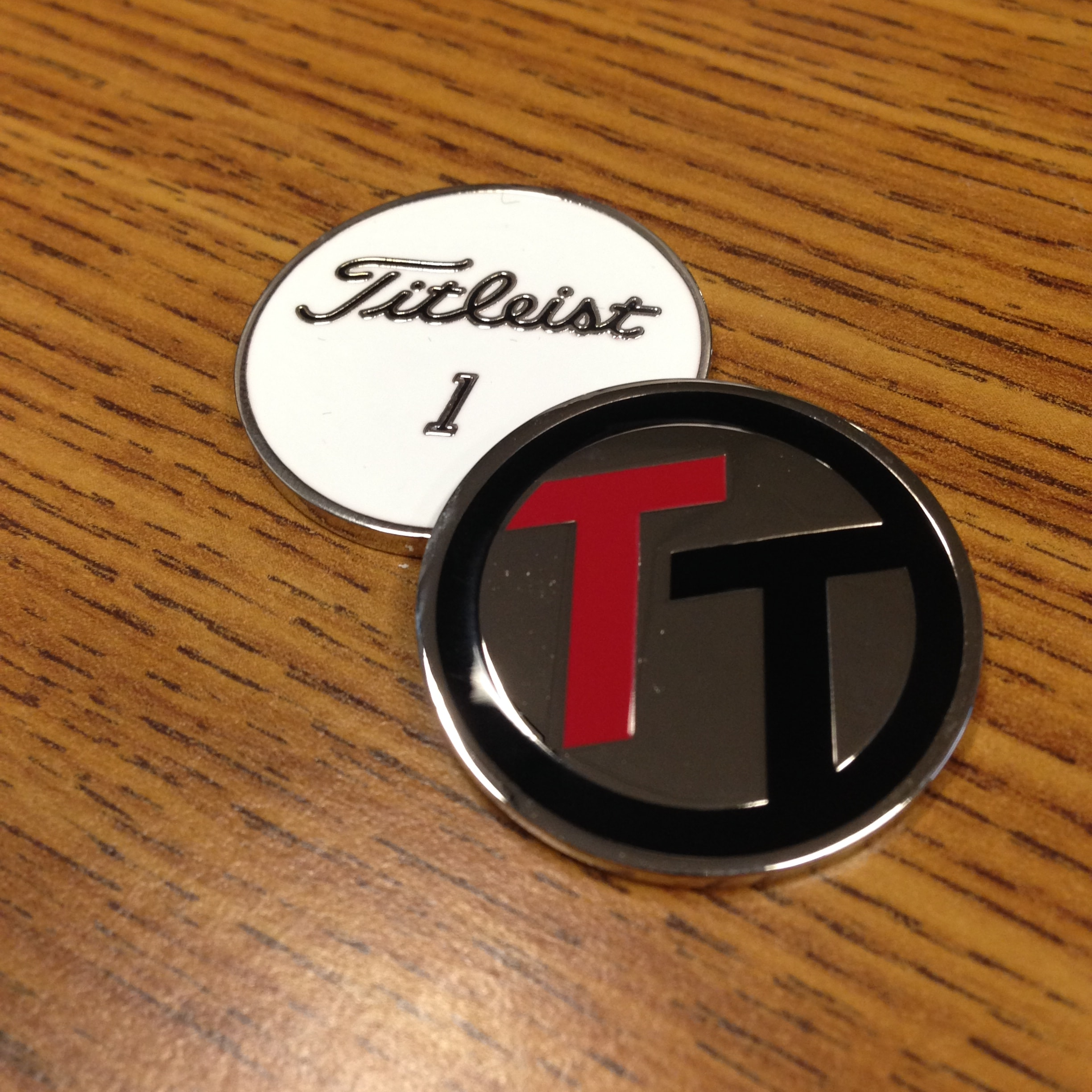 What s your ball marker  - The Clubhouse - Team Titleist 2f2961bbf85