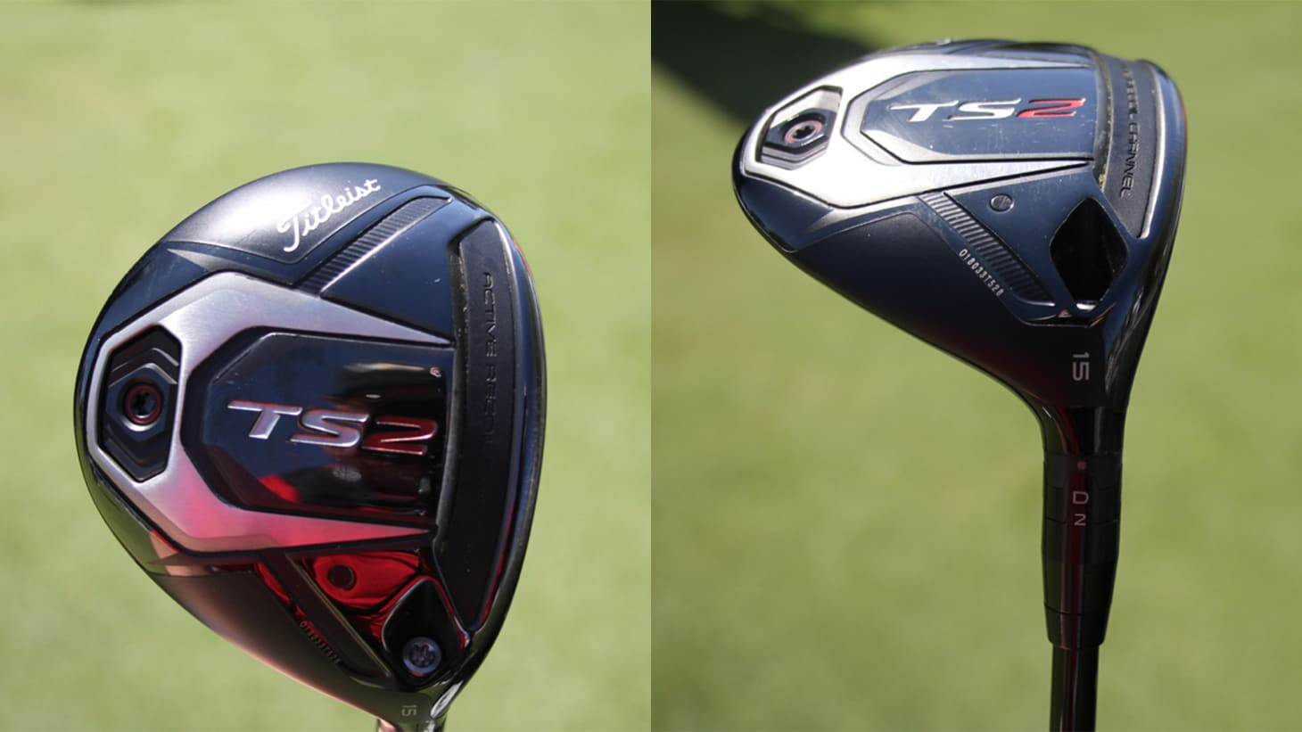 TS2 (15.0°) fairway metal