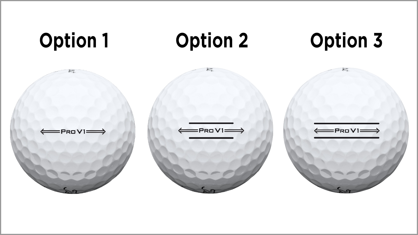 For each stamp option, golfers were also asked to...