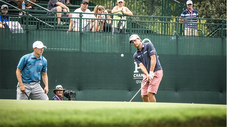 Kisner, a Pro V1 loyalist, will be playing in his...