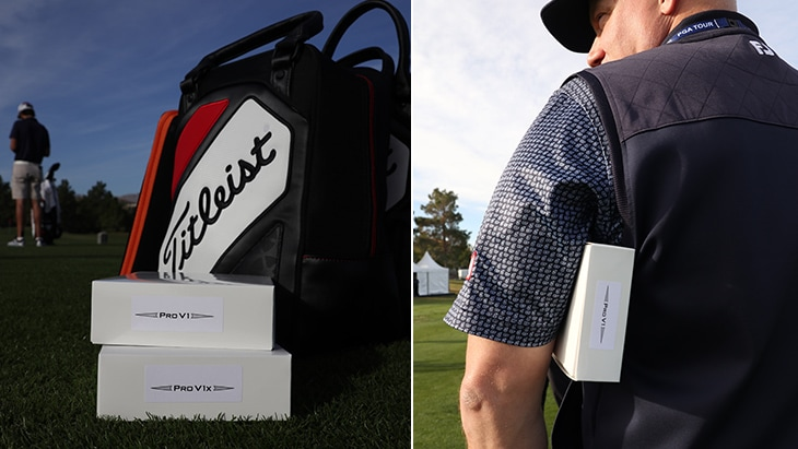 With marching orders in hand, Titleist Golf Ball...