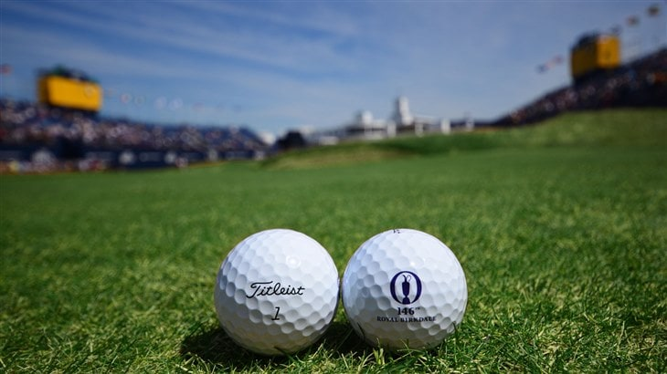 The #1 Ball at the 146th Open Championship: Facts, Figures and Social Buzz