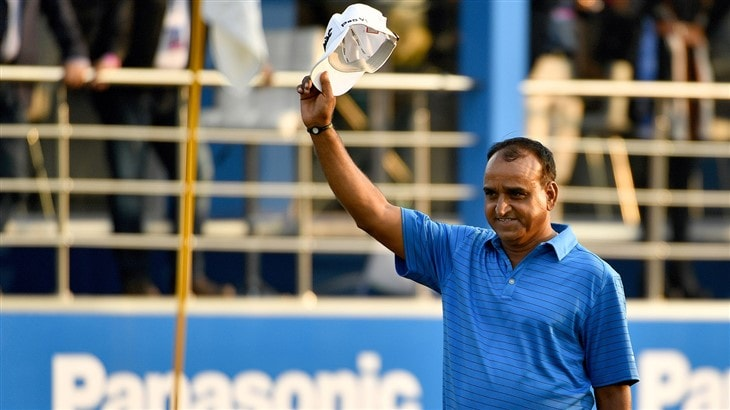 The Winning Setup: Mukesh Kumar at the Panasonic Open India