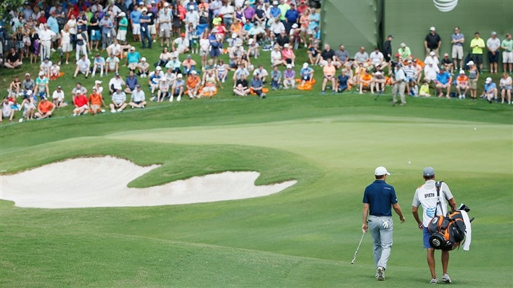 The #1 Ball at the AT&T Byron Nelson Championship: Facts, Figures and Social Buzz