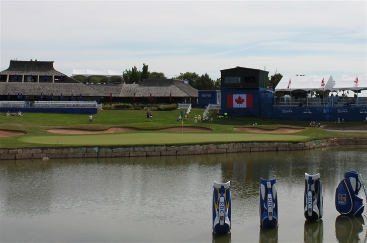 Welcome to the 2016 RBC Canadian Open