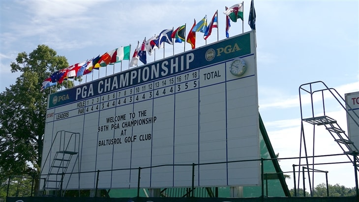 Gallery: Day 1 at the 2016 PGA Championship