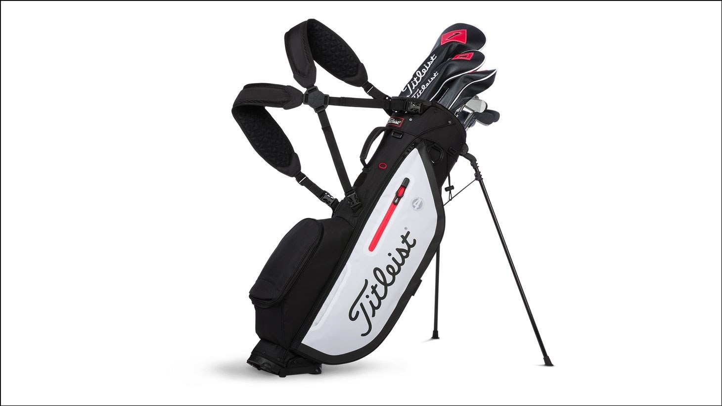 2019 Players 4 Stand Bag