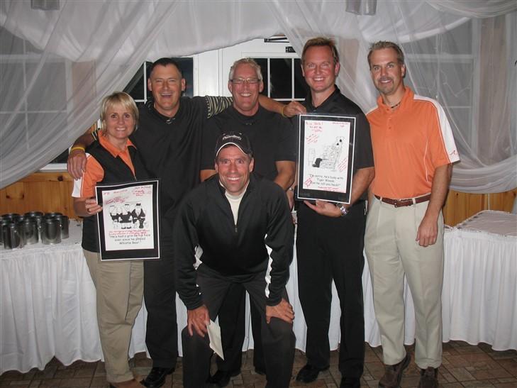 Ben Wicks iCAN Foundation Golf Tournament